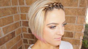 Braided Bangs: Types Of Bangs That Makes You Look Flawless