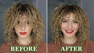 Curly Bangs: Bouncing Types Of Bangs For Curly Hair