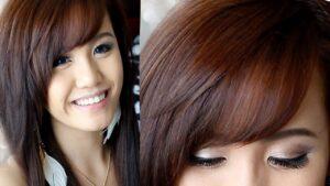 Side Bangs: Types Of Hair Bangs With Least Maintenance