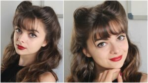 Pin Up Bangs: Highly Stylish And Different Types Of Hair Bangs
