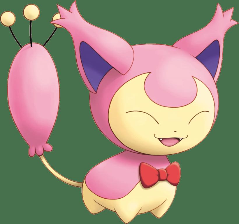 all cute pokemon