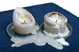 Remove Wax From Candle Holder
