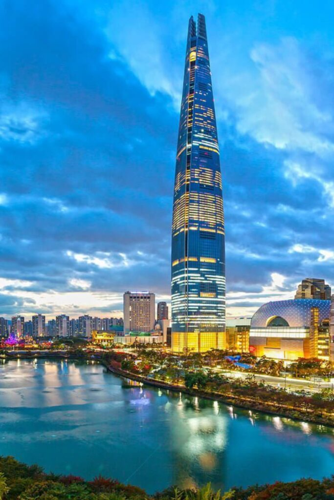 seven star hotel in world