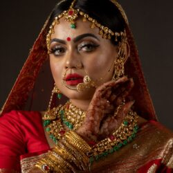 Best Bridal Makeup Artist in Hyderabad for Your Special Wedding Moment