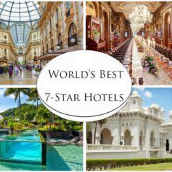 7 star hotel