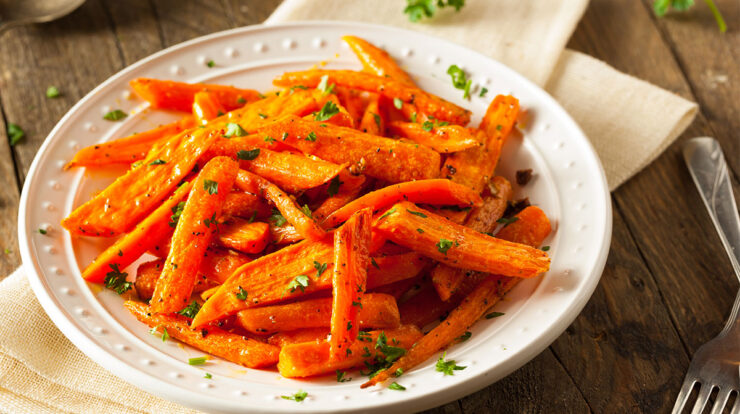 7 Reasons Carrots Are Superfoods for Men