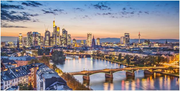 Frankfurt city forever