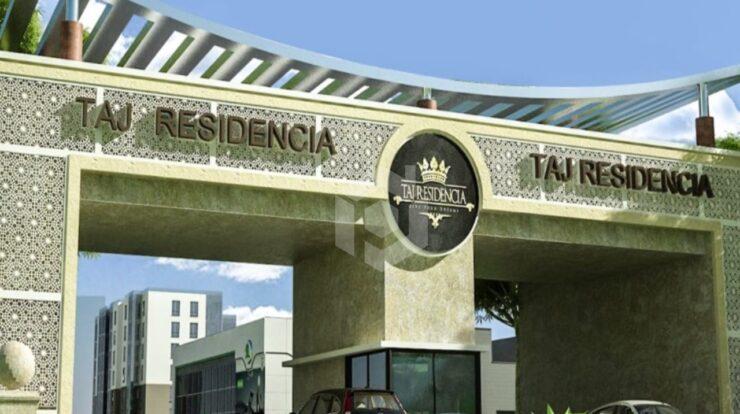 Taj Residencia New Blue Bell Block Investment Plans